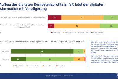 Aufbau Digitale Kompetenz Verwaltungsrat